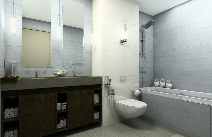 25 best Modern Bathrooms images on Pinterest   Modern bathrooms ...