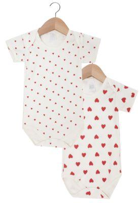 Kit Bodies PatiMini Baby Bege, com decote redondo, estampa corrida e botões de pressão. É confeccionado em tecido de malha. Perfeita para vestir as crianças com muito estilo e criatividade!