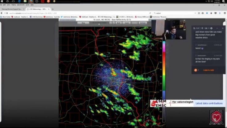 2/28/17 5am Weather update dutchsinse - Oklahoma watch for tornados/extr...