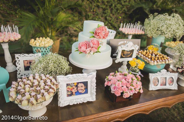 Casamento romântico e intimista | Romantic mini wedding