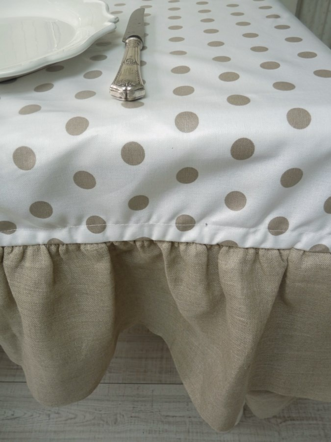 45 best images about linge de table nappe chemin de table on pinterest coins chic and toile. Black Bedroom Furniture Sets. Home Design Ideas
