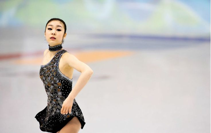Amazing colours, and I absolutely LOVED 연아's Vancouver Olympic programs. James Bond medley.