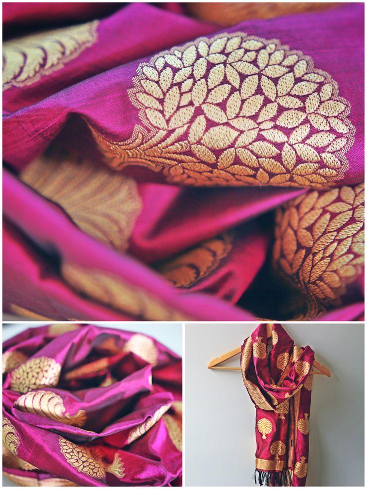 Shop our stunning eternal Scarf at www.ragasutra.com.au