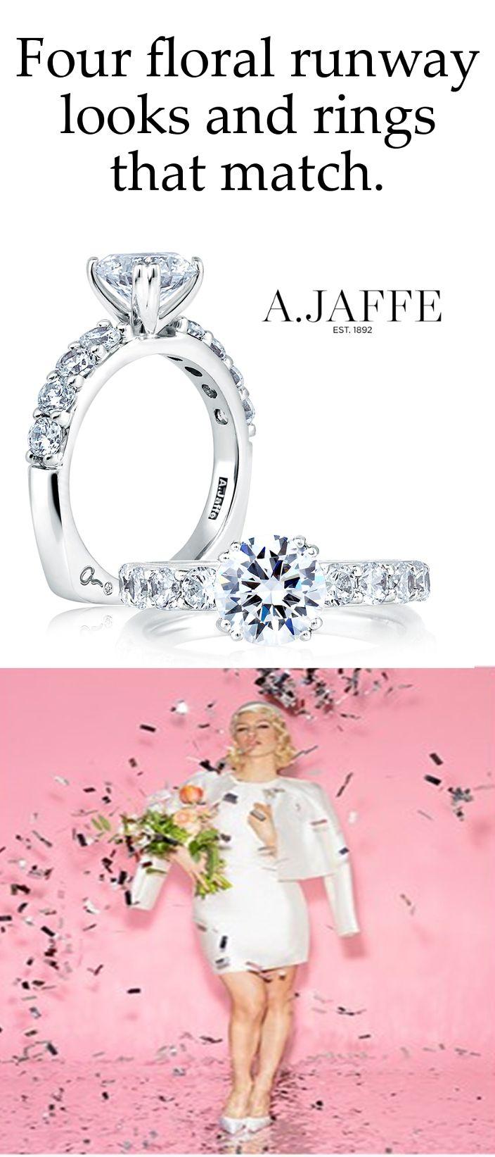 68 best A.jaffe Wedding Rings images on Pinterest | Wedding bands ...