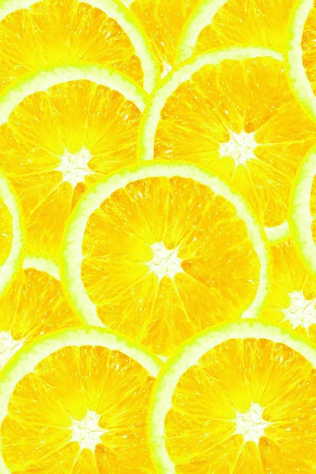 Lemons ★ iPhone wallpaper