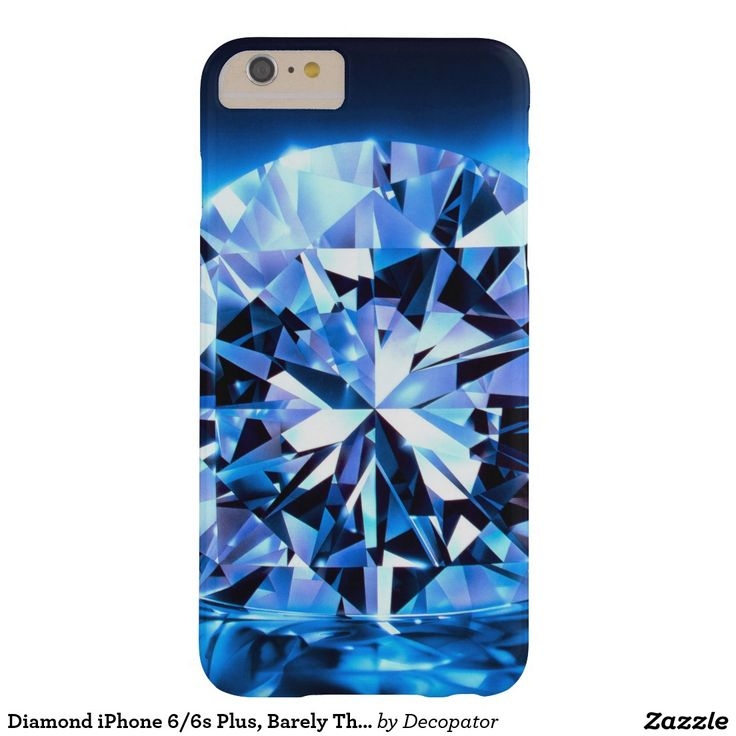 Diamond iPhone 6/6s Plus, Barely There Barely There iPhone 6 Plus Case