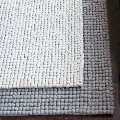 pebble rug