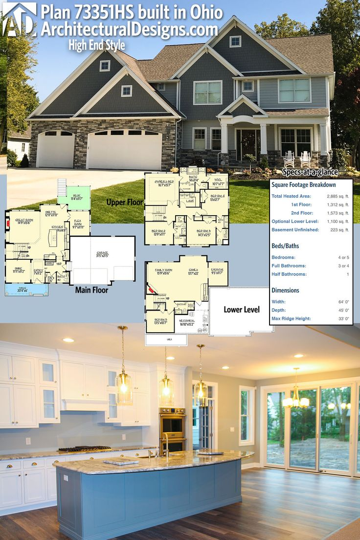 73 best architectural designs exclusive house plans images on