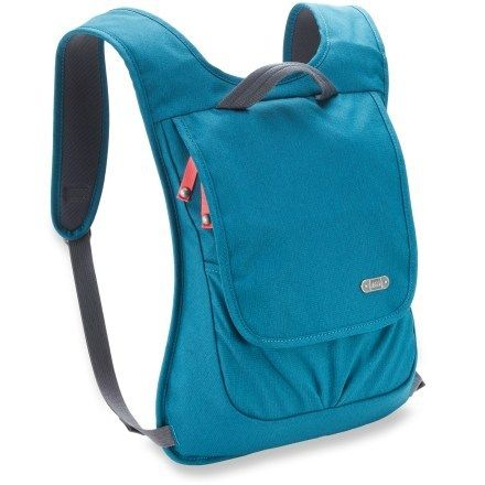 REI Cambria Flap Daypack can carry your favorite everyday items and a tablet.