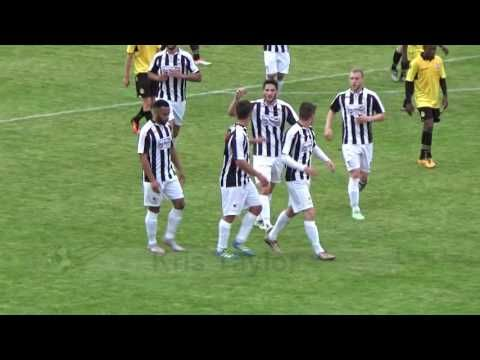 Pre Season | All the goals by Stafford Rangers during pre-season  Goals by Craddock, Dacres, Rooney, Taylor, Jones and Bowerman