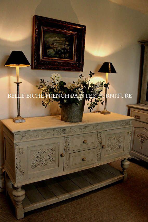 For Sale Striking Rustic Antique Oak Dresser Base Sideboard
