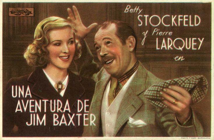 """Una aventura de Jim Baxter (1939) Son oncle de Normandie"""" de Jean Dréville - tt0030769"""