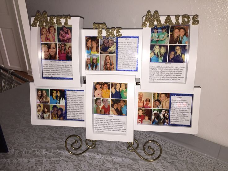 bridesmaid meet and greet games for party
