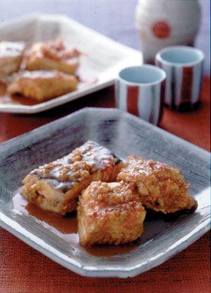 かれいの韓国風煮もの   夏梅美智子さんのレシピ【オレンジページnet ...
