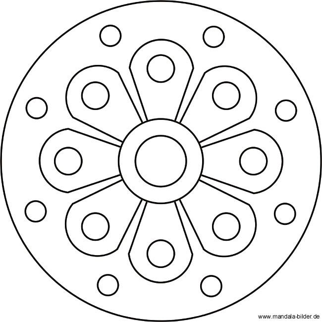 10 best mandala images on Pinterest | Kindergarten, Mandala coloring ...