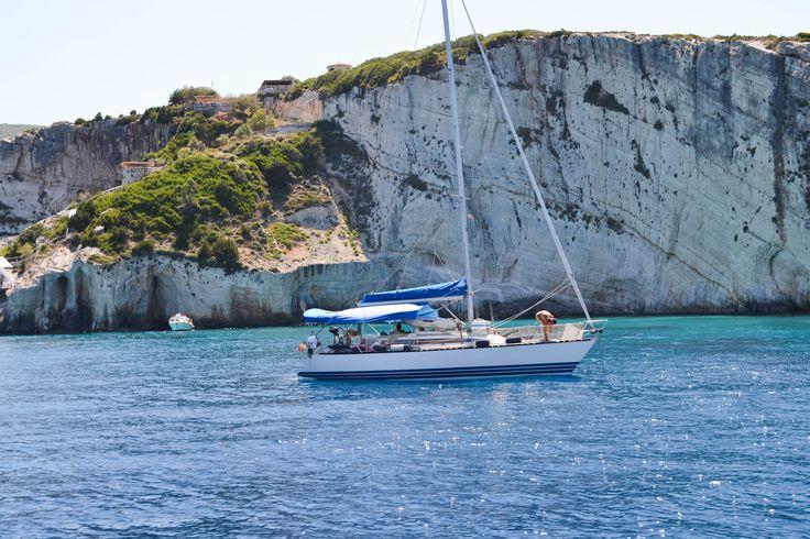 Around Zakynthos