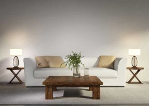 Side Table Lamps Living Room