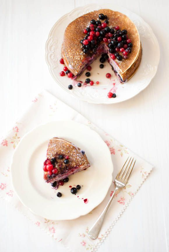 Ultimate Scandi Pancake for Shrove Tuesday