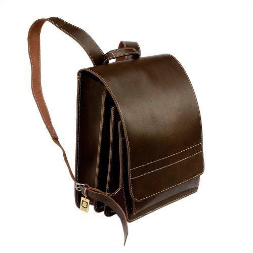 Sehr Großer Lederrucksack / Lehrerrucksack Größe XL aus Leder, für Damen und Herren, in verschiedenen Farben,...