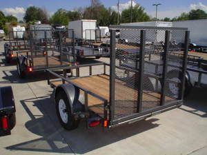 New & Used Utility TrailersFor Sale in Colorado near Denver, Lakewood - Trailer Source