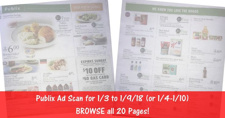 READY to BROWSE the actual upcoming Publix Weekly Ad Scan? Here is the Publix Weekly Ad Scan for 1/3/18 - 1/9/18 (1/4-1/10 for Some)! BROWSE all 20 Pages HERE ►  http://www.thecouponingcouple.com/publix-weekly-ad-scan-1-3-18/  #earlyads #PublixAd #PublixAdPreview #PublixDeals  Visit us at http://www.thecouponingcouple.com for more great posts!
