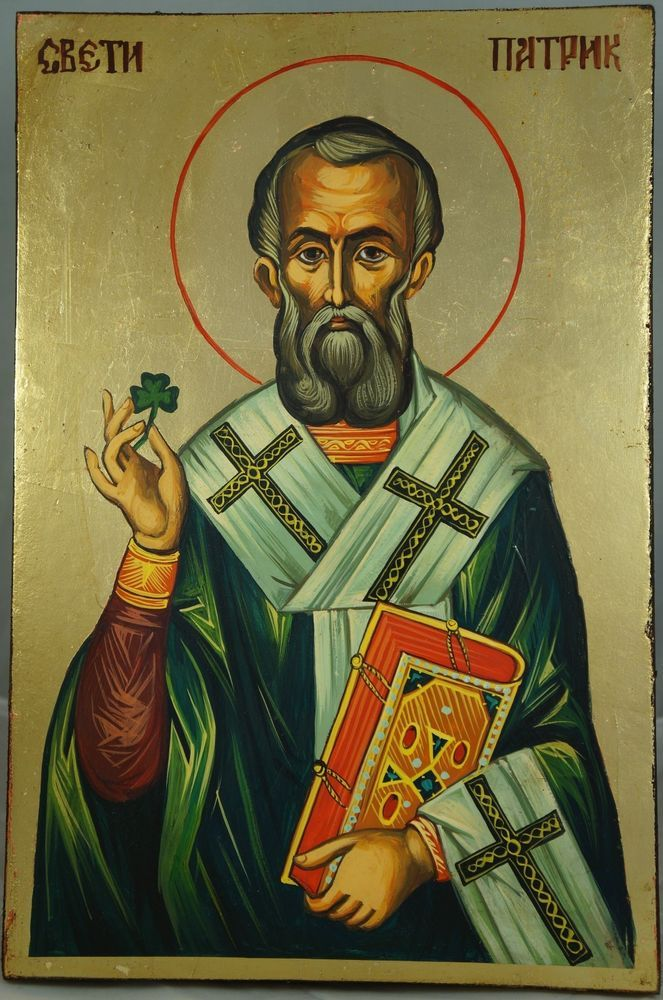 Saint patrick christian personals