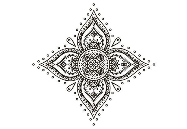 Coloriage gratuit à imprimer - Coloriage anti-stress et mandala gratuits pour adulte   Mandalas ...