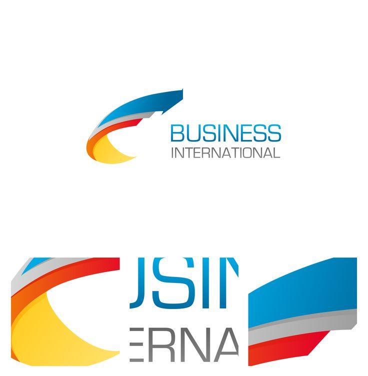 BUSINESS INTERNATIONAL - personal work http://www.behance.net/gallery/LOGOS-VOLUME-01/10734519