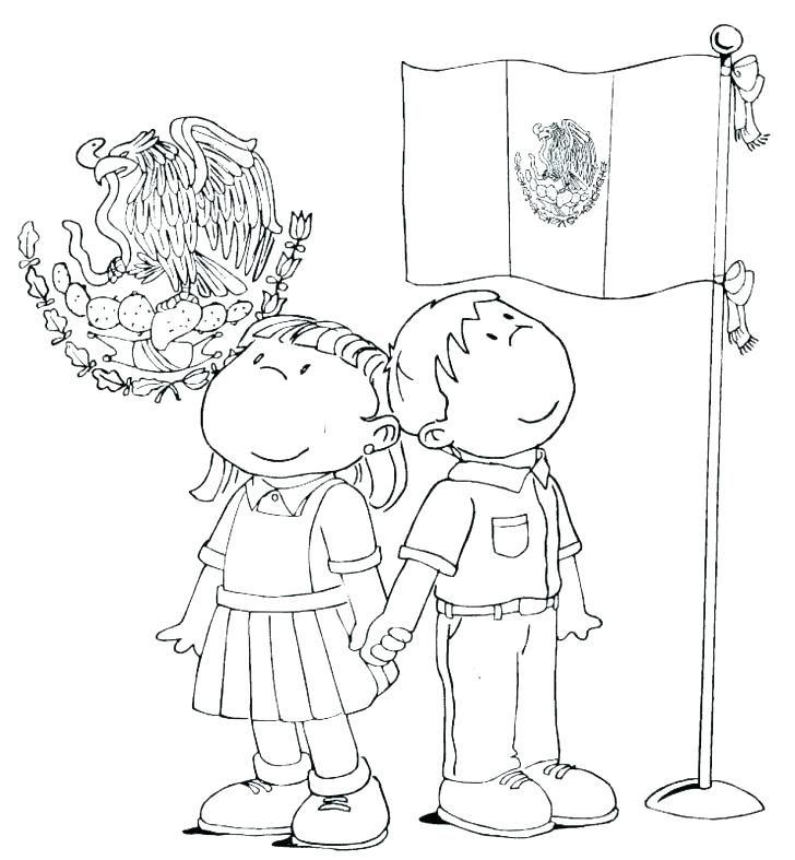 Image Result For Mexican Independence Day Worksheet For Kids Bandera De Mexico Dibujo Dia De La Bandera Imagenes De Banderas