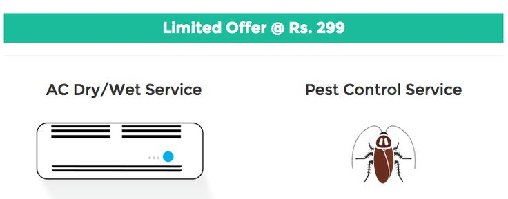 Such irresistible offers! Your wife will surely be happy when you tell her about this. #pestcontrol and #acrepair services at just INR 299/- Call to book: 9022662244 Book online: www.doormint.in Download app: bit.ly/doormint #home #happiness #offer #discount