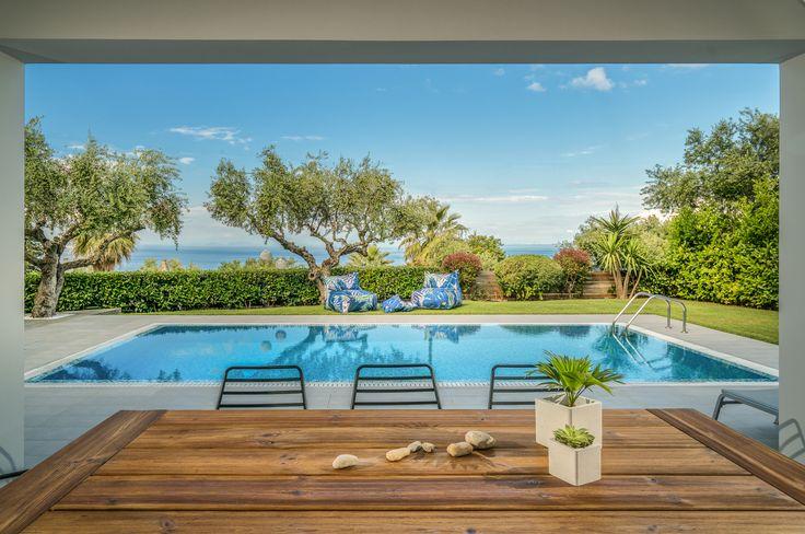 Cielo Luxury Villas - Akrotiri Zakynthos Zante Greece