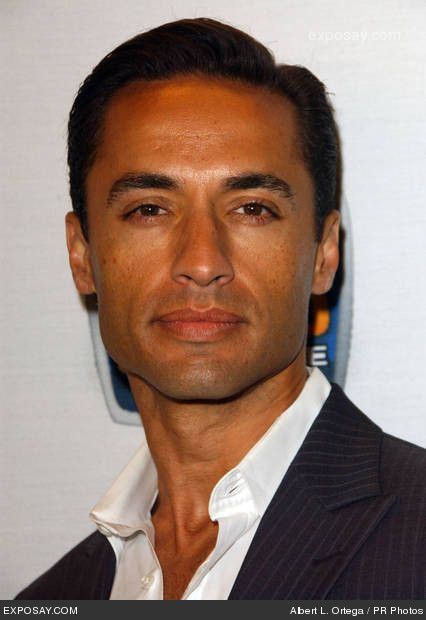 Kamar de los Reyes (born November 8, 1967)  best known for his portrayal of Antonio Vega on the ABC soap opera, One Life to Live, a role he played from 1995 - 2009.