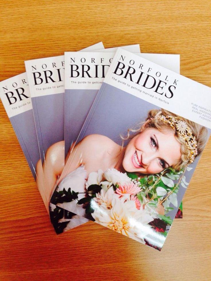 Best 25 free wedding magazines ideas on pinterest wedding free glossy wedding magazine for brides planning their wedding in norfolk junglespirit Images