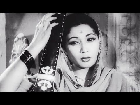 Raghupati Raghav Raja Ram by Lata Mangeshkar | Old Hindi Full Song | Meena Kumari | Sharada - YouTube