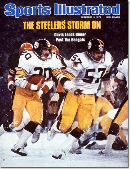 Rocky Bleier, Football, Pittsburgh Steelers - 12.06.76 - SI Vault