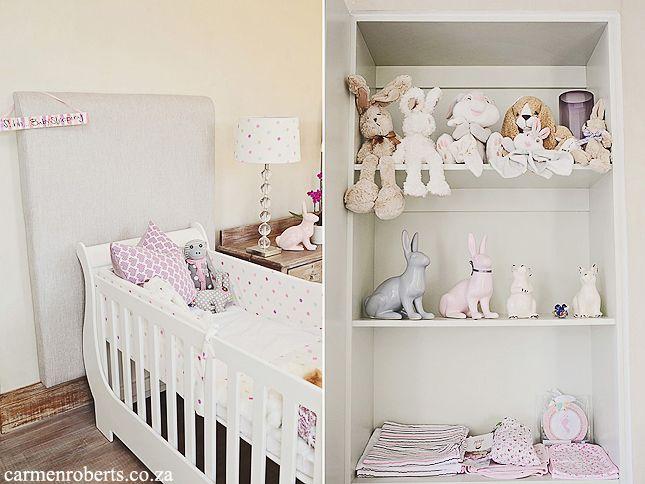 Carmen Roberts Photography, Tannah Newborn Shoot - beautiful baby room.