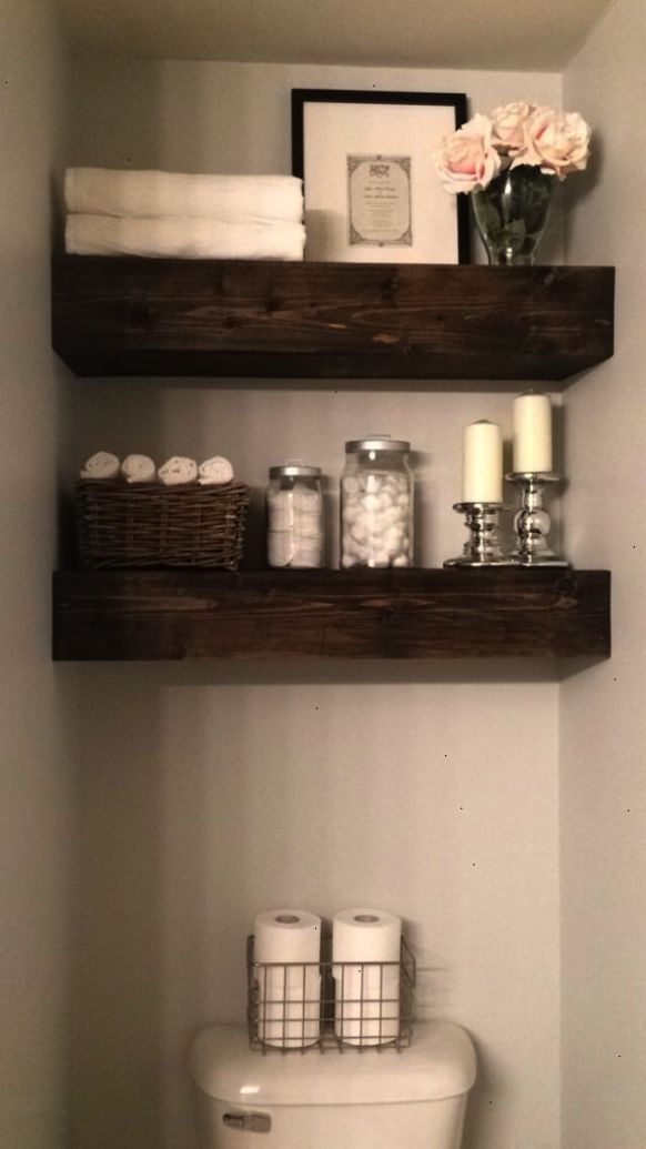 Bathroom Storage Shelf Units D