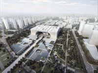 Changzhou Culture Center - Winning Design in International Competition - Changzhou, China - 2012 - gmp Architekten