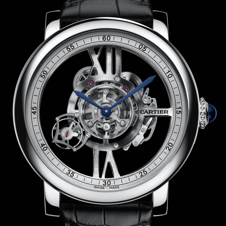 Cartier Astrotourbillon Squelette Calibre 9461 MC @DestinationMars