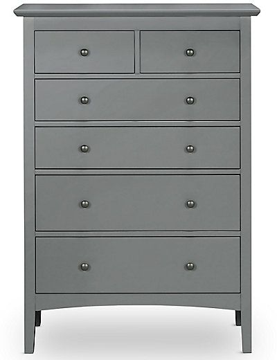 Hastings 4+2 Dark Grey Chest | M&S
