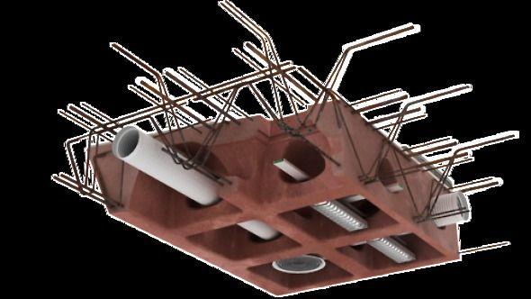 Sustentabilidad, Ecología y Bioclimática: HOLEDECK: Posiblemente la estructura de losa de hormigón más sustentable del mundo