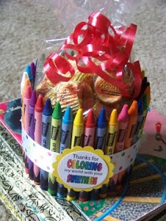 Cute idea for teacher gift!