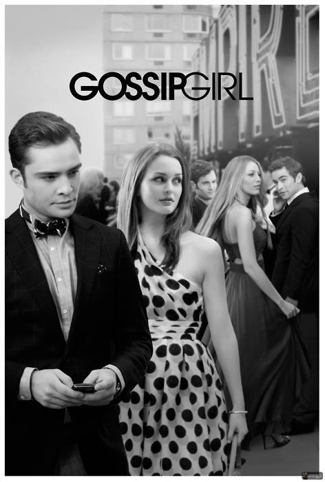 Gossip Girl Logo! :)