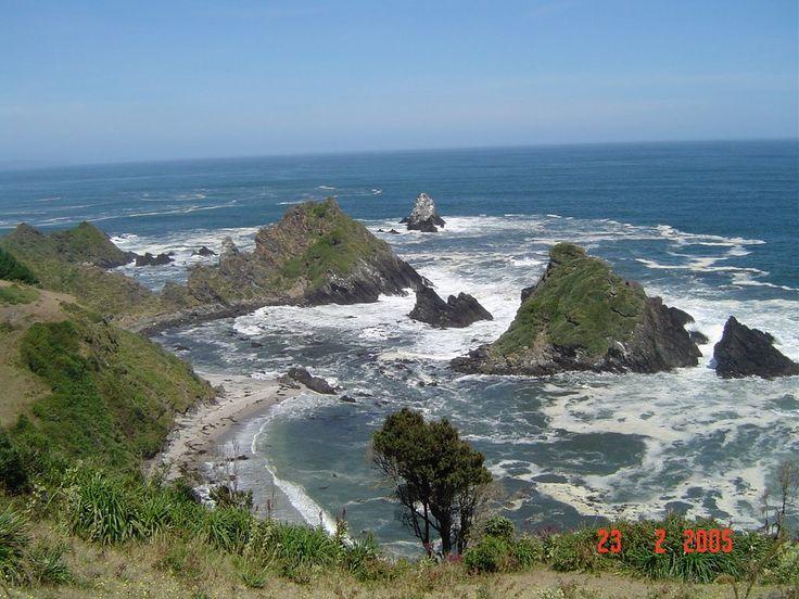 Vista de Baiha Maiquillahue