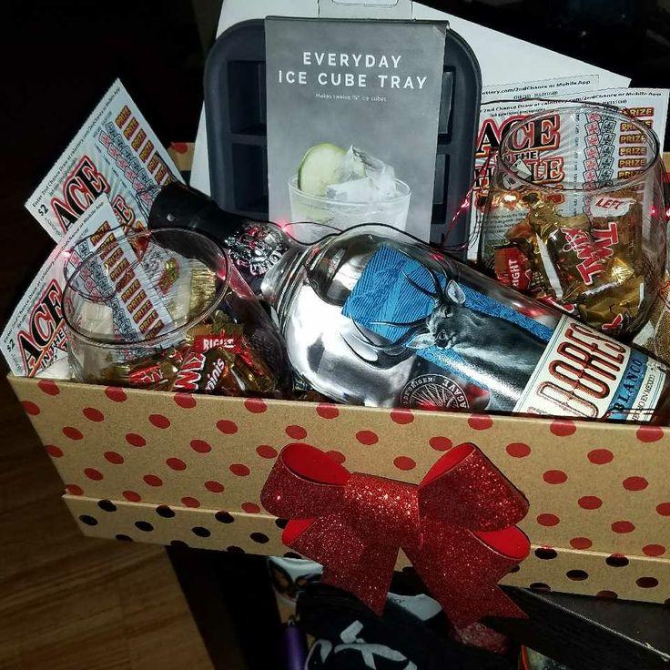 DIY birthday box for Him Diy birthday box