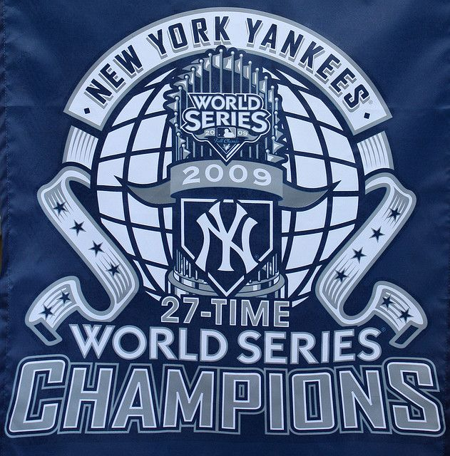 1977 WORLD SERIES CHAMPION NEW YORK YANKEES!!!! | New York Yankees: 27th -Time - World Series Champions | Flickr - Photo ...