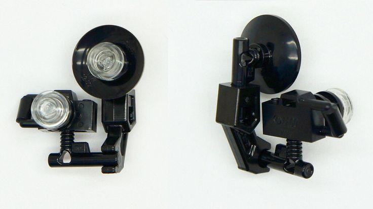 Lego camera & flash