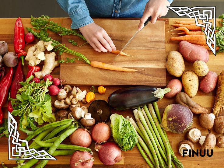 Brakuje Wam pomysłu na obiad? Sezonowe warzywa, odrobina FINUU i szczypta kreatywności! #finuu #maslo #warzywa #inspiracje #vegetables #jedzenie