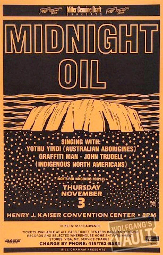 Midnight Oil: