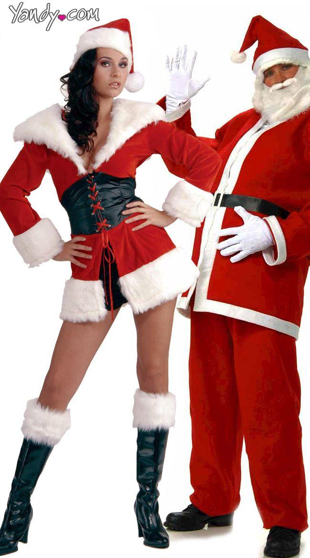 Happy Holidays Couples Costume